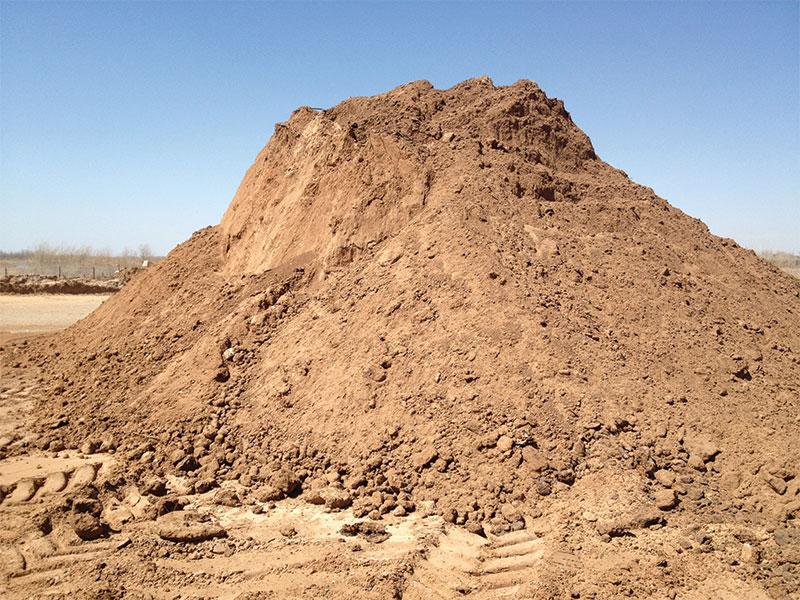 Fill Sand    Dirt